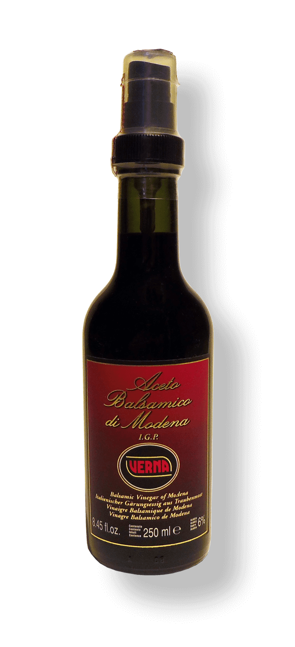 Aceto Balsamico di Modena IGP - spray - 250 ml