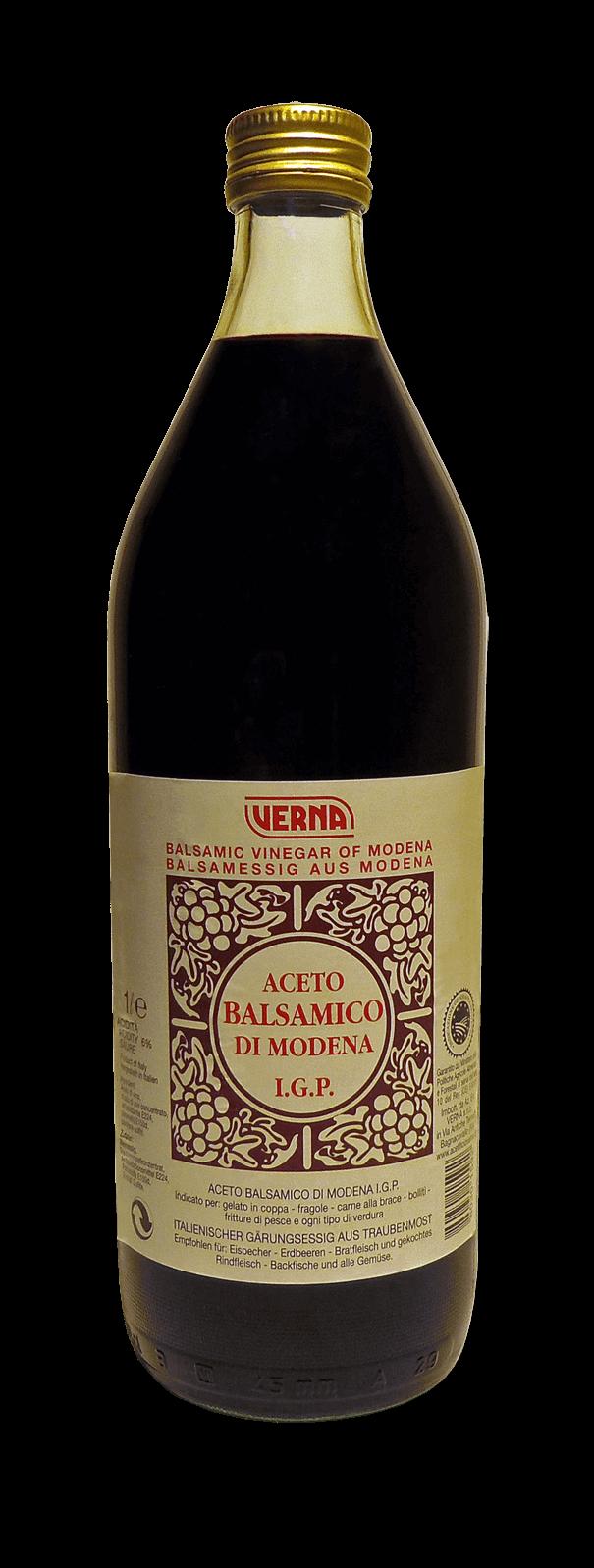Aceto Balsamico di Modena IGP - 1000 ml