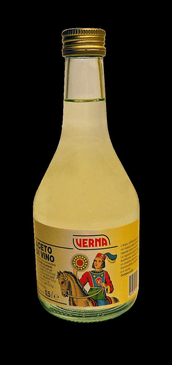Aceto di Vino Bianco - 500 ml