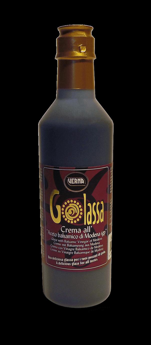 Golassa crema all'Aceto Balsamico di Modena IGP - 500 ml